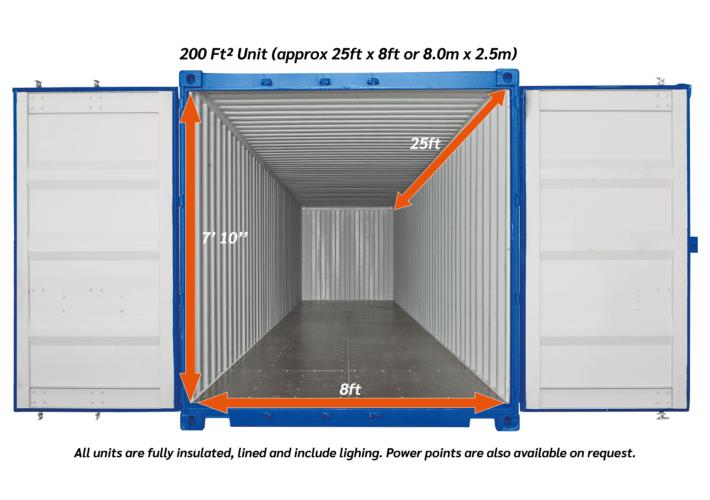 200ftsq outdoor Storage unit 05 1 - xtra space self storage