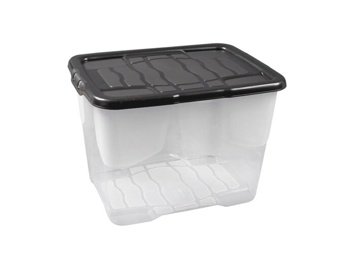 product 35 and 80ltr plastic crate - xtra space self storage