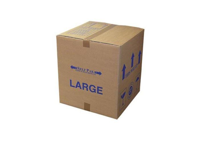 product large self pak - xtra space self storage