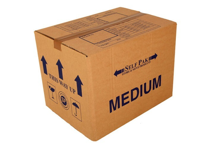 product med self pak - xtra space self storage