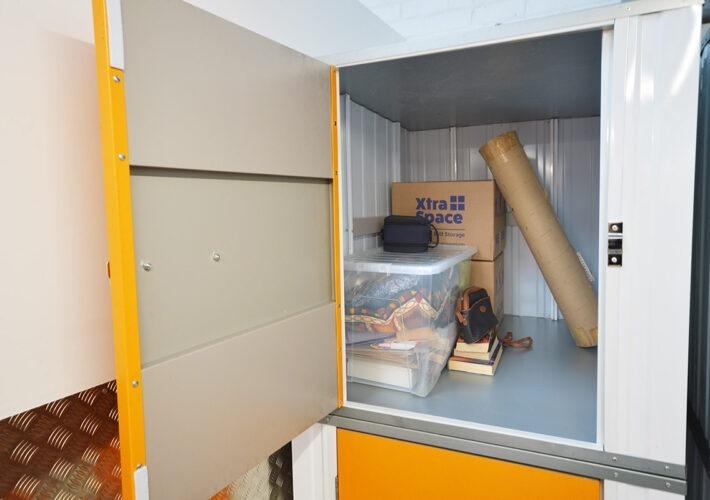 sizeguide 10sqft unit contents - xtra space self storage